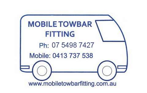 Mobile Towbar Fitting Logo OLD